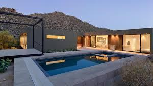 100 Desert House Design Levin Residence A Sleek Desert House In Marana Arizona