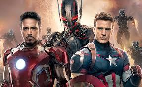 Captain America Iron Man Avengers Civil War