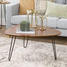 Hairpin Leg Coffee Table Living Room Pinterest Hairpin Legs