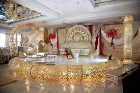 Red Gold Royal Inspired Hindu Wedding