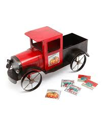 The Gerson Company Antique Red & Black Metal Truck Décor   Zulily Vintage Metal Toy Truck With Hydraulic Loaded Moving Bed 20 Long Vintage Childs Metal Toy Fire Truck With Dveri Ardiafm Hubley 1960s Green Free Images Car Vintage Play Automobile Retro Transport Old Antique Toys Some Rare And In Excellent Cdition Buddy L Trucks Bargain Johns Antiques Ice Delivery Car Pink Fort Worth Plastic Toy Lorry Images Google Search Old Toys Junky Creating Character What I Keep Wednesday Urban Antique Smith Miller Cast Gmc Coe Dump 18338770