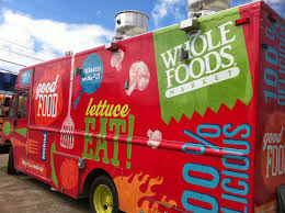Houston Food Truck Reviews: Whole Foods Food Truck - Costa Rica Crepes