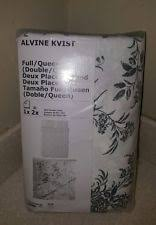 Floral Three Piece IKEA Duvet Covers & Bedding Sets