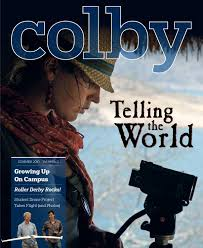 Erin And Stefan Joshua Tree Engagement Paul Von Rieter by Colby Magazine Vol 99 No 2 By Colby College Libraries Issuu