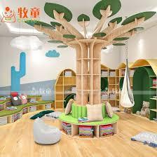 104 Interior Design Modern Style China Cowboy Wooden Kids Preschool Furniture Set And China Preschool Furniture Preschool Furniture Set
