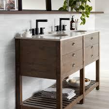 Erin Floor Standing 1200 Vanity Unit Composite Resin Basin Light Oak