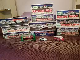 Hess Truck Collection 12 Piece Lot Used | Pinterest The Hess Trucks Back With Its 2018 Mini Collection Njcom Toy Truck Collection With 1966 Tanker 5 Trucks Holiday Rv And Cycle Anniversary Mini Toys Buy 3 Get 1 Free Sale 2017 On Sale Thursday Silivecom Mini Toy Collection Limited Edition Racer 911 Emergency Jackies Store Brand New In Box Surprise Heres An Early Reveal Of One Facebook Hess Truck For Colctibles Paper Shop Fun For Collectors Are Minis Mommies Style Mobile Museum Mama Maven Blog