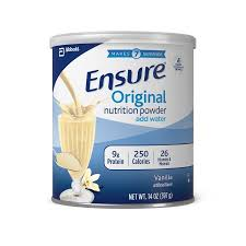 Ensure Original Nutrition Powder With 9 Grams Of Protein Meal Replacement Vanilla 14