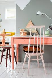 Coral Colored Decorative Items by Love The Coral Colour Of This Desk Source Fujeldborg Decor