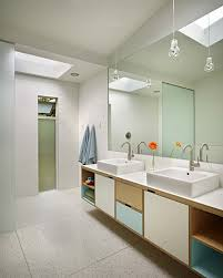37 Amazing Mid-century Modern Bathrooms To Soak Your Senses ... Small Mid Century Modern Bathroom Elegant Inspired 37 Amazing Midcentury Modern Bathrooms To Soak Your Nses Design Vanity Hd Shower Doors And Paint In Remodel Floor Tile Best Of Ideas For Best Mid Century Bathroom Style Project Sewn With Metro Curtain 74 Most Magic Transform On Interior