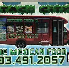 Taco City Fine Mexican Food - Home | Facebook The Blueberry Files Two New Portland Food Trucks Doll Taco Truck Border Opens To Mexican Trucks Lets Talk About Truck Life Observations Of An Old Guy Taco Food Truck Stock Vector Illustration Business Mobile Taqueria Lakeviews First Offers Fare Morelos Parked Off Bedford Avenue In Stock Photo Saw Thisteresting A Cinemark Parking Lot Yesterday Wtf Chevrolet Ck 10 Questions Are These Tailights Special Cargurus Lalos Chop Kehidochancery Stetdublinireland Epic Tacos La Gourmet Since 1998