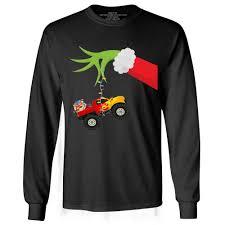 100 Monster Truck Pajamas Amazoncom Grinch Hand Holding Christmas Long