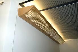 wall mounted fluorescent light fixtures best bathroom vanity