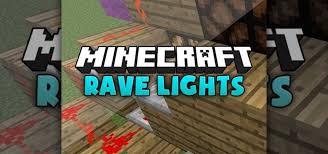 Flashing Redstone Lamp Minecraft by How To Make Flashing Strobe U0027rave Lights U0027 In Minecraft Pc Games