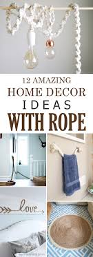 Amazing DIY Home Decor Ideas With Rope 85 Best Ding Room Decorating Ideas Country Decor Incredible Diy Home Plus Interior 45 Easy Diy Crafts In Unique Design 32 Cheap And Youtube Homemade Decoration For Living Peenmediacom 25 Decorating Ideas On Pinterest Recycled Crafts 100 Dollar Store Prudent Penny Pincher Thraamcom Refresh Your With 47 And Projects Popsugar