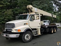 100 Truck Mileage Low Hour Low Boom Crane For Sale In Oxford
