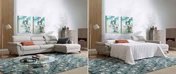 canapé convertible cuir center canapé lit en tissu malibu fabriqué en europe cuir center