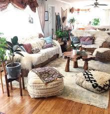 8 künstlerische galerie wohnzimmer ideen hippie