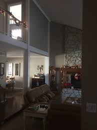 need lighting ideas for high ceilings