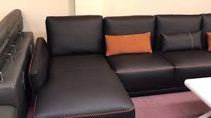Chateau Dax Leather Sofa Macys by Chinatown Furniture Sectional Sofa Victor J By Gamma Youtube