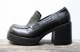 mudd chunky heel shoes qu heel