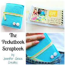 The Pocket Book Scrapbook