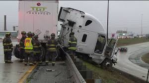 Lanes Reopen Near North Split After Semi Crash | CBS 4 ... Beer Truck Spills Part Of Load On I65 After Rollover Accident Tractor Trailer Accident Kills Driver News The Leader Corning Ny Indianapolis Attorneys Smart2mediate Man Killed In Fiery Semi Crash On Indiana Tollway Idd Abc7chicagocom In Lawyers Dennis Caslin Killed Three Others Wounded At A Injured Wreck State Road 135 Kokomo Man Early Morning Kotribunecom Says Sneezing Fit While Talking To Siri Led Rollover Inrstate 84 Auto Workers Marvel As Truck They Built Driver Receives New For Accidentfree Record