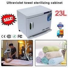 23l 2in1 uv light spa towel warmer sterilizer salon