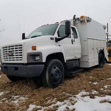 Used Chevy 3500hd Dump Truck For Sale Or Old With Euclid Plus ...