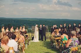 Upstate New York Rustic Wedding Farm