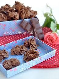 schoko crossies müsli konfekt mit schokolade schoko