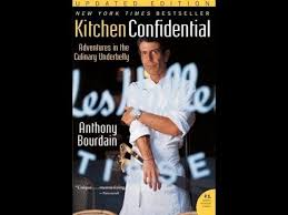 Anthony Bourdain Kitchen Confidential Audiobook Sample