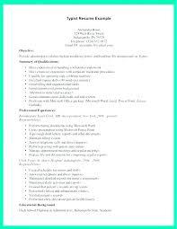 Sample Resume For Experienced Medical Transcriptionist Transcriber Transcription