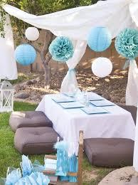 Cute Backyard Party Ideas