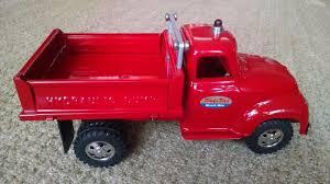 Tonka Hydraulic Side Dump Truck 1956