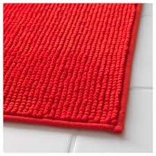 Picture 5 of 50 Red Bathroom Rugs Inspirational Badaren Bath Mat