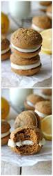 Pumpkin Whoopie Pies With Maple Spice Filling by 718 Best Images About Whoopie Pies On Pinterest Red Velvet