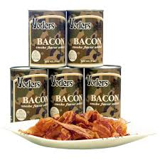 100 Ned Calls Truck Nuts Canned Bacon At PHG Pleasant Hill Grain