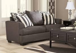 Levon Charcoal Queen Sofa Sleeper levon charcoal sofa set evansville overstock warehouse