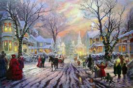 Thomas Kinkade Christmas Tree Train by Blog Karen U0027s Kinkade Art Store Karen U0027s Kinkade Art Store