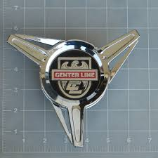 CAP-CLKO-CR / Centerline Chrome Snap-In Spinner Center Cap ...