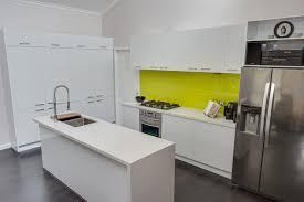White Gloss Kitchen Design Ideas by Kitchens For Nunawading From Zesta Kitchens Kitchen Design Ideas