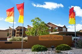 Mirabella Heights Albuquerque NM signage