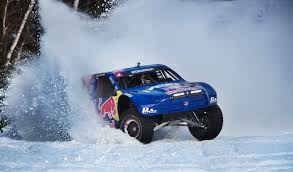 Red Bull Frozen Rush 2013 - Driving A 900-Horsepower Truck On Snow ...