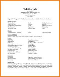 Special Skills For Job Resume Awesome Actors Examples Doc To Put On