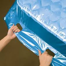 Bags you can from UHaul to keep your mattresses clean during