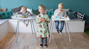 The Essential Kit For Weaning Parents - Tidy Tot How To Choose The Best High Chair Parents Chairs That Are Easy Clean And Are Not Ugly Infant High Chair Safe Smart Design Babybjrn 12 Best Highchairs The Ipdent Expert Advice On Feeding Your Children Littles Chairs From Ikea Joie 10 Baby Bouncers Buy You Some Me Time Growwithme 4in1 Convertible History And Future Of Olla Kids When Can Sit In A Tips