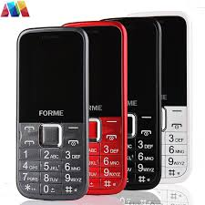 In Stock Free shipping FORME K08 dual sim bluetooth telefon torch
