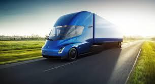 100 Semi Truck Pictures Tesla Unveiled 500 Mile Range Bugattibeating Aero 2019