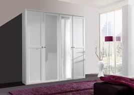 wimex kleiderschrank schlafzimmer schrank chalet spiegel 4 türig weiß 180cm